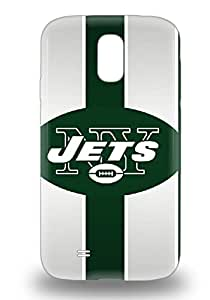 Premium Durable NFL New York Jets Fashion Tpu Galaxy S4 Protective Case Cover ( Custom Picture iPhone 6, iPhone 6 PLUS, iPhone 5, iPhone 5S, iPhone 5C, iPhone 4, iPhone 4S,Galaxy S6,Galaxy S5,Galaxy S4,Galaxy S3,Note 3,iPad Mini-Mini 2,iPad Air )
