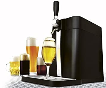 ilggro - Dispensador de cerveza (con CO2, para barriles de 5 L): Amazon.es
