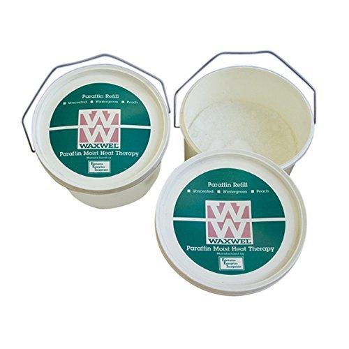 Waxwel Beads - WaxWel Beads Peach Refill, 64 Ounce by WaxWel