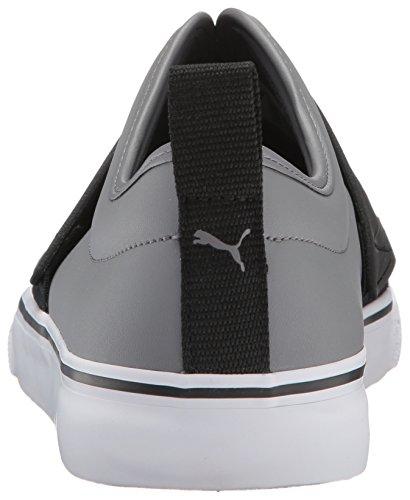 Sneaker El Rey Fun da uomo, Perla affumicata Puma Black, 7.5 M US