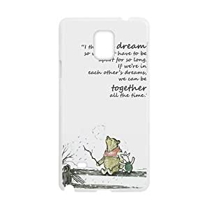 I Think We Dream Brand New And Custom Hard Case Cover Protector For Samsung Galaxy Note4