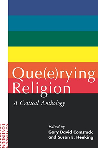 Que(e)rying Religion: A Critical Anthology for $<!--$23.36-->