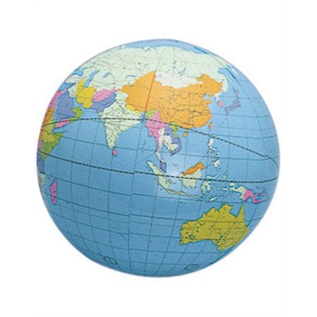 World Globe Inflatable 11