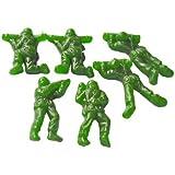 Marini's Candies Gummy Green Army Men