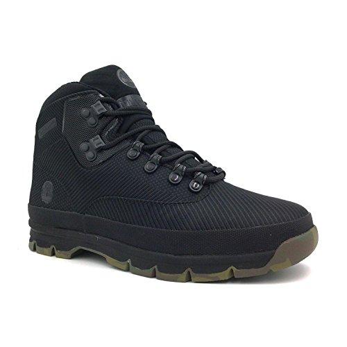 Timberland Euro Hiker Jacquard Men | Black (A1RF3015) (11.5-Men) -