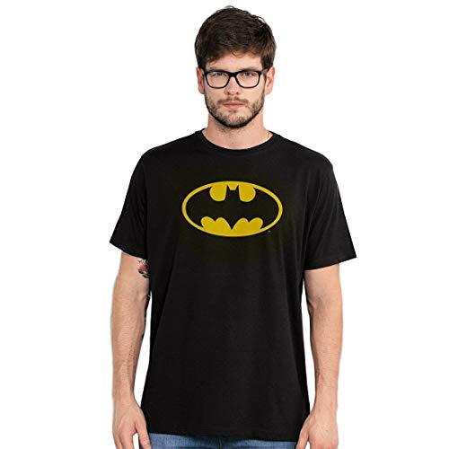 Camiseta Batman Logo Classico