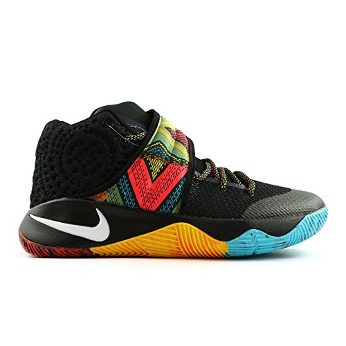 185ca113348a05 Nike Kyrie 2 BHM EP Irving Black Men s Basketball Shoes  Buy Online at Low  Prices in India - Amazon.in