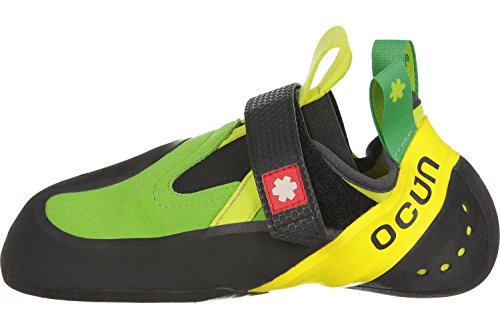 Ocun Oxi QC schwarz grün gelb