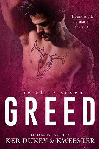 Greed (The Elite Seven Book