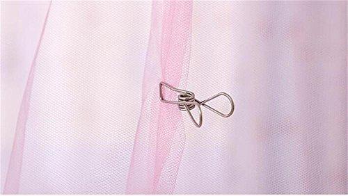 Yaker Bed Canopy Netting Mosquito Net Rectangular Curtains