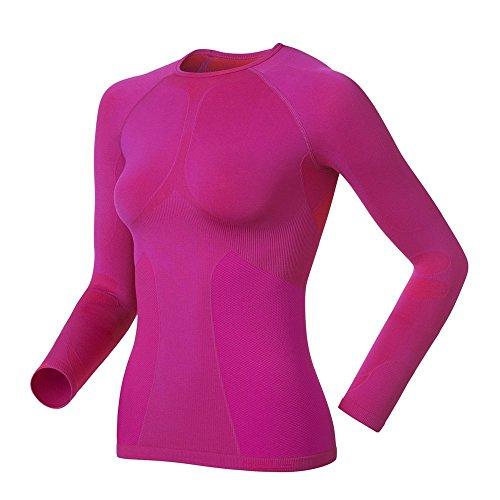 ASICS Odlo Funktionswäsche Sportunterwäsche Evolution warm Shirt Damen 32200 Art. 180901