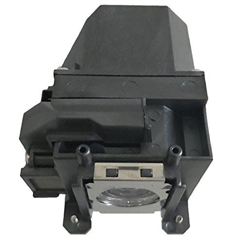 Litance Projector Lamp Replacement for Epson ELPLP53/ V13H010L53, PowerLite 1830, PowerLite 1915, PowerLite 1925W, VS400, EB-1925W, EB-1920W, EB-1910, EB-1830, EB-1900 by Litance (Image #1)