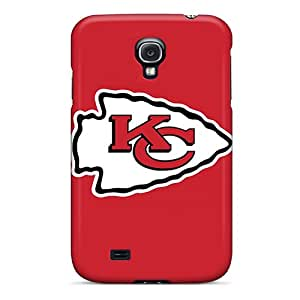 New Diy Design Kansas City Chiefs For Galaxy S4 Cases Comfortable For Lovers And Friends For Christmas Gifts