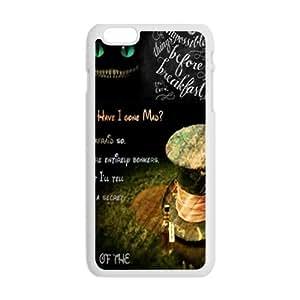 KORSE Alice in wonderland Phone Case for Iphone 6 Plus