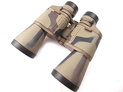 BPC 12 x 50 VR VeberクラシックPorro PrizmゴムArmored双眼鏡、カモ B077PMN35X