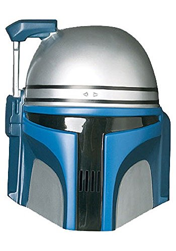 Adult Jango Fett Mask Costume Accessory