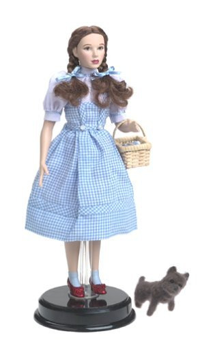 Timeless Treasure LE Dorothy, Wizard of Oz, Porcelain Doll by Mattel Porcelain Timeless Doll