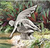 18″ Classic Water Stirring Fairy Sculpture Figurine Review