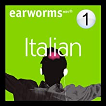 Rapid Italian: Volume 1 Audiobook by  Earworms Learning Narrated by Andrew Lodge