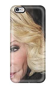 Flexible Tpu Back Case Cover For Iphone 6 Plus - Joan Rivers Photo