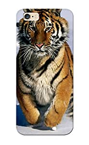 3798e7e3982 Tpu Case Skin Protector For Iphone 6 Plus Tiger With Nice Appearance For Lovers Gifts