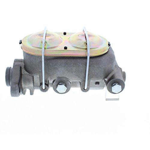 GM/Corvette Cast Iron Master Cylinder, 1 Inch Bore