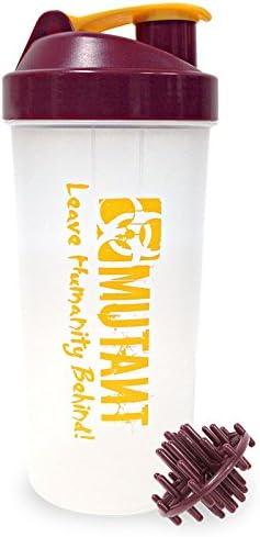 Mutant Shaker, transparente – 1000 ml. Suplemento agitador de ...