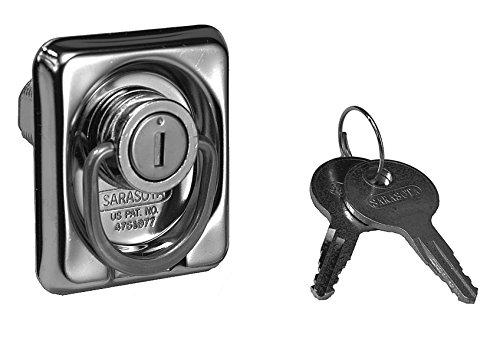 LL902 Lock (Brass Offset Nut)