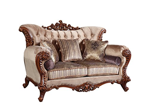 Meridian Furniture Bordeaux Loveseat