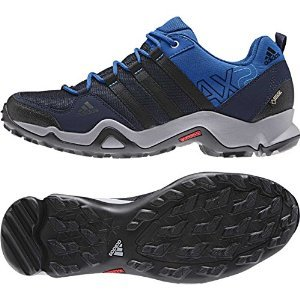 the best attitude d53ba 3be50 adidas outdoor Men s AX 2 GTX Blue Sneakers 12 M (B00GX0JN5Y)   Amazon  price tracker   tracking, Amazon price history charts, Amazon price  watches, ...