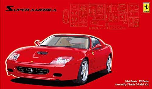 フジミ模型 1/24 リアルスポーツカーシリーズNo.111フェラーリ スーパーアメリカ
