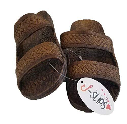 Kids J-Slips Hawaiian Jesus Sandals in 4 Cool Colors, Unisex Boys and Girls -