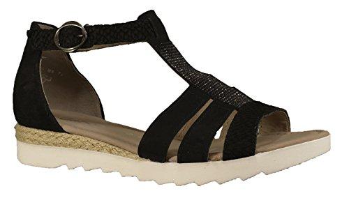 Sandalo Da Donna Gabor Nero