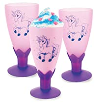 Enchanted Unicorn Party Supplies - Goblets (8)