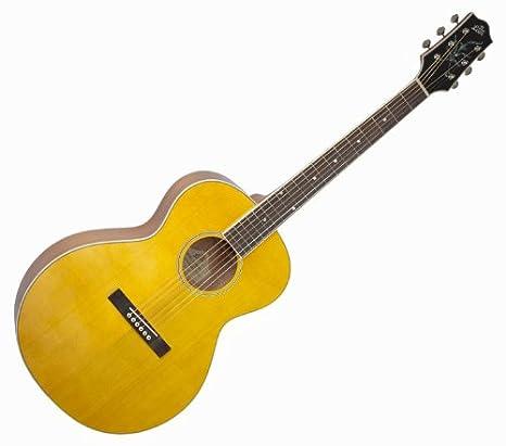 Nuevos Estados Unidos configuración pequeño cuerpo sólido Top la Loar lh-200-na guitarra acústica: Amazon.es: Instrumentos musicales