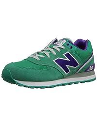 New Balance Men's ML574 Stadium Jacket Running Shoe