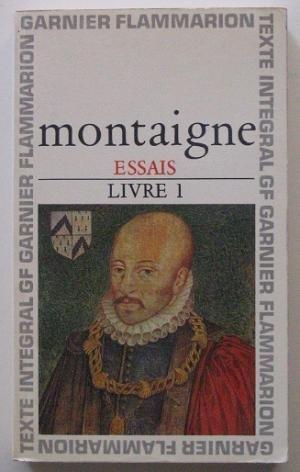 Essais (Livre I)