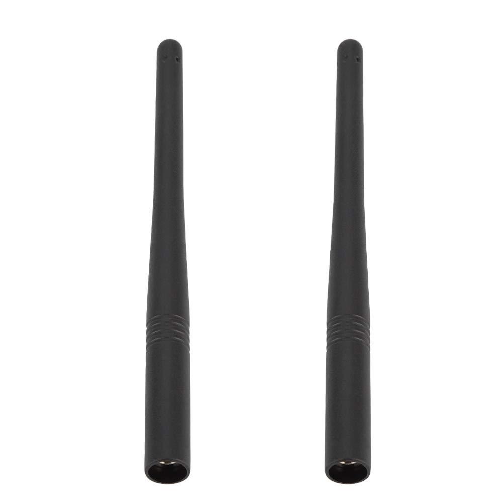 fosa 2ピース 15.5cm VHF 136-174MHz ソフトアンテナ Yaesu/Vertex VX-110 / VX-130 / VX-131 / VX-132 / VX-150 / VX-151 / VX-152 FT-60Rなど用   B07H6HL49Y
