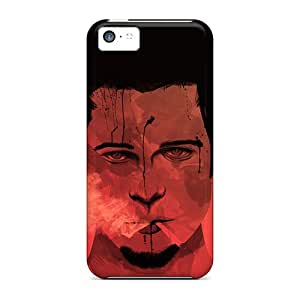 Hot TQm24028mcXR Fight Club Cases Covers Compatible With Iphone 5c