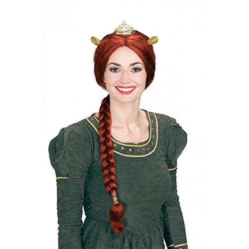 Deluxe Princess Fiona Costume Wig