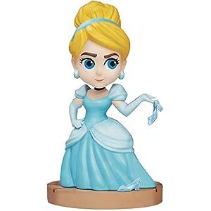 41YMptcdKPL. SS300 Beast Kingdom Disney Princess: Cinderella MEA-016 Mini Egg Attack Figure, Multicolor