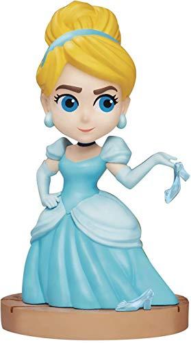 41YMptcdKPL Beast Kingdom Disney Princess: Cinderella MEA-016 Mini Egg Attack Figure, Multicolor