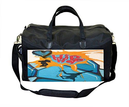 Hip hop Diaper Bag