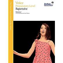 Voice Repertoire Intro