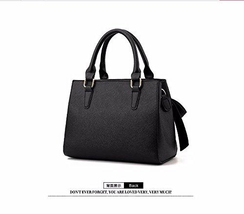 Air Gqfgyyl Jane Handbag Lady Cielo Azul black 8ZTZwq