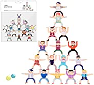 Balance building block early education parent-child interaction educational building block toy boy and girl st