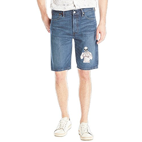 skull-head-fighter-mens-denim-five-pocket-jean-short-40