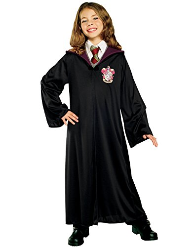 Harry Potter Halloween Costumes For Adults (Rubies Costume Harry Potter Child's Hermione Granger Gryffindor Robe,Large)