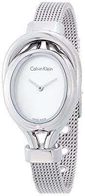 Calvin Klein Belt Women's Quartz Watch K5H23126