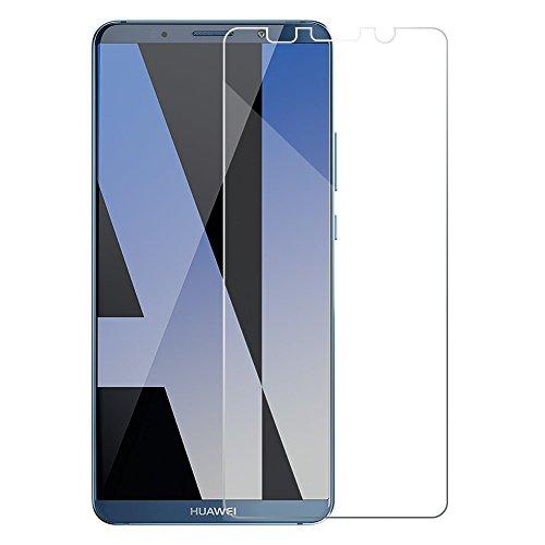 失望させるバリケード混雑Gosento Huawei Mate 10 Pro フィルム 2.5Dラウンドエッジ加工 日本旭硝子素材AGC 高透過率 強化ガラスフィルム 硬度9H Mate10 Pro 対応 (2枚)